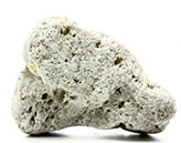 typical pumice stone