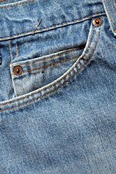 stone-washed denim process uses pumice stones